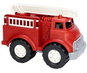 Green Toys Fire Truck Review