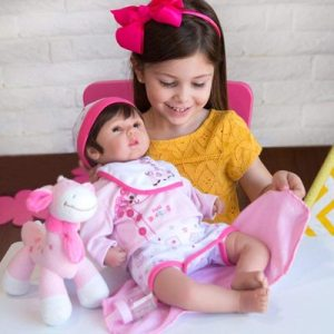 12 Most Realistic & Lifelike Baby Dolls for Children and Toddlers