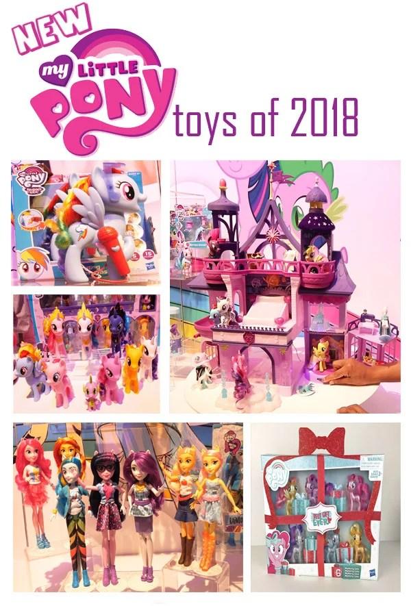 New My Little Pony Toys 2020 Toybuzz New Toys