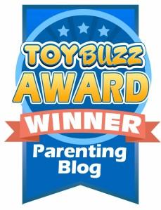 Top 21 Parenting Blogs Award