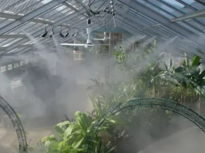greenhouse misting 402x300 - Project Pages - Horticulture Projects