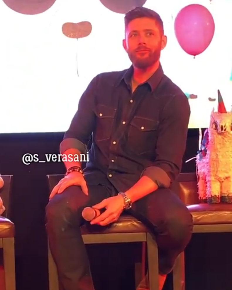 Jensen Ackles llama unicorn song