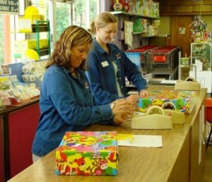 Toy House, Toy House and baby Too, Jackson, Michigan, free, giftwrap, giftwrapping, birthday