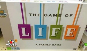 Toy House and Baby Too, Games, Game of Life, Winning Moves, toy store, game shop,
