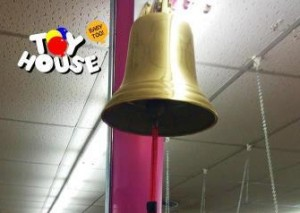 The Birthday Bell at Toy House