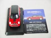 1-60 Kyosho MINI COOPER SEMI-ASSEMBLED JCW Clubman Red 10