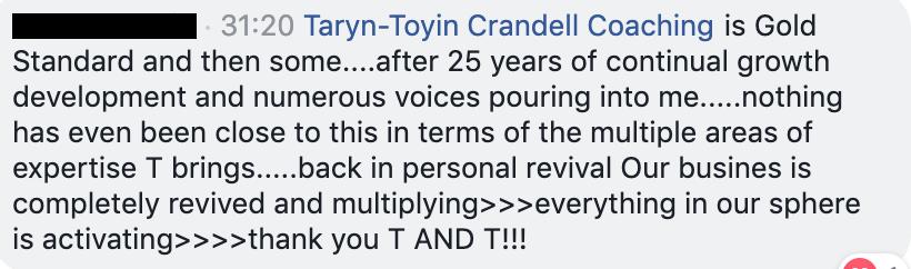 Home - Toyin Crandell