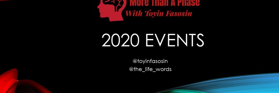 2020 Events