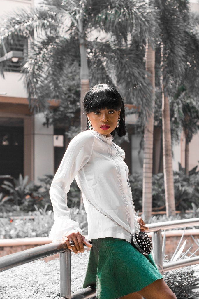 nigerian fashion blogger lade