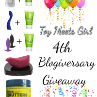 4th Blogiversary Giveaway