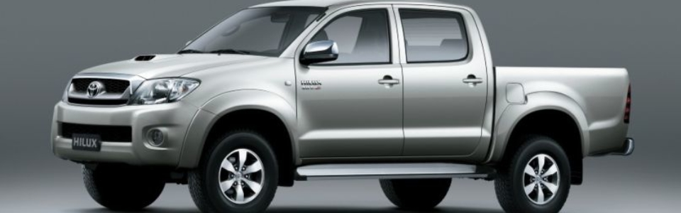 Estoque completo de peças para Toyota Hillux