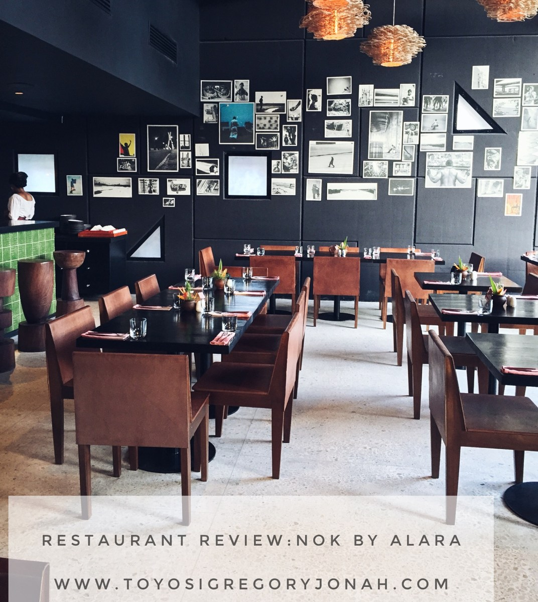 RESTAURANT REVIEW || NOK by ALARA