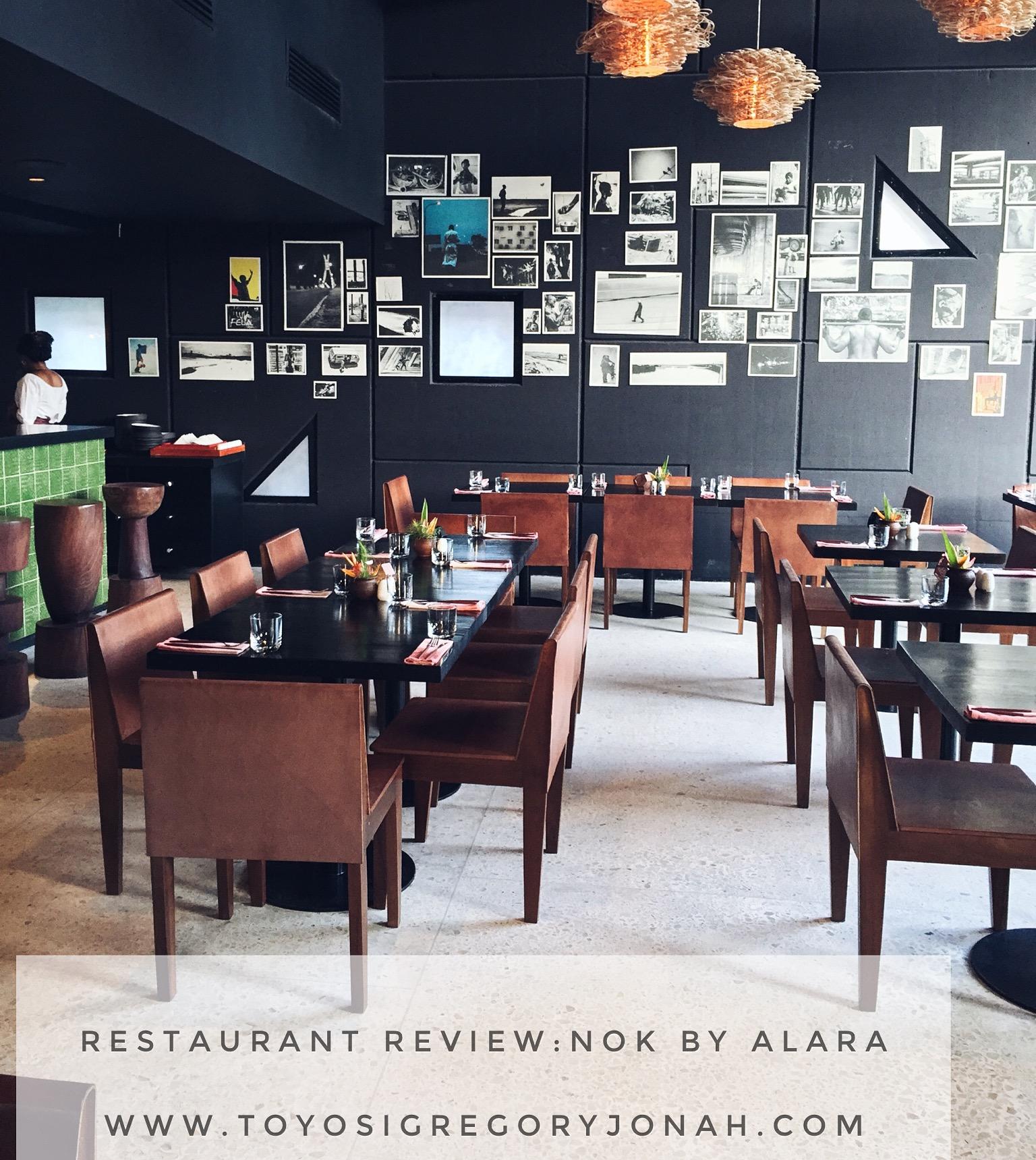 Restaurant Review: Nok by Alara