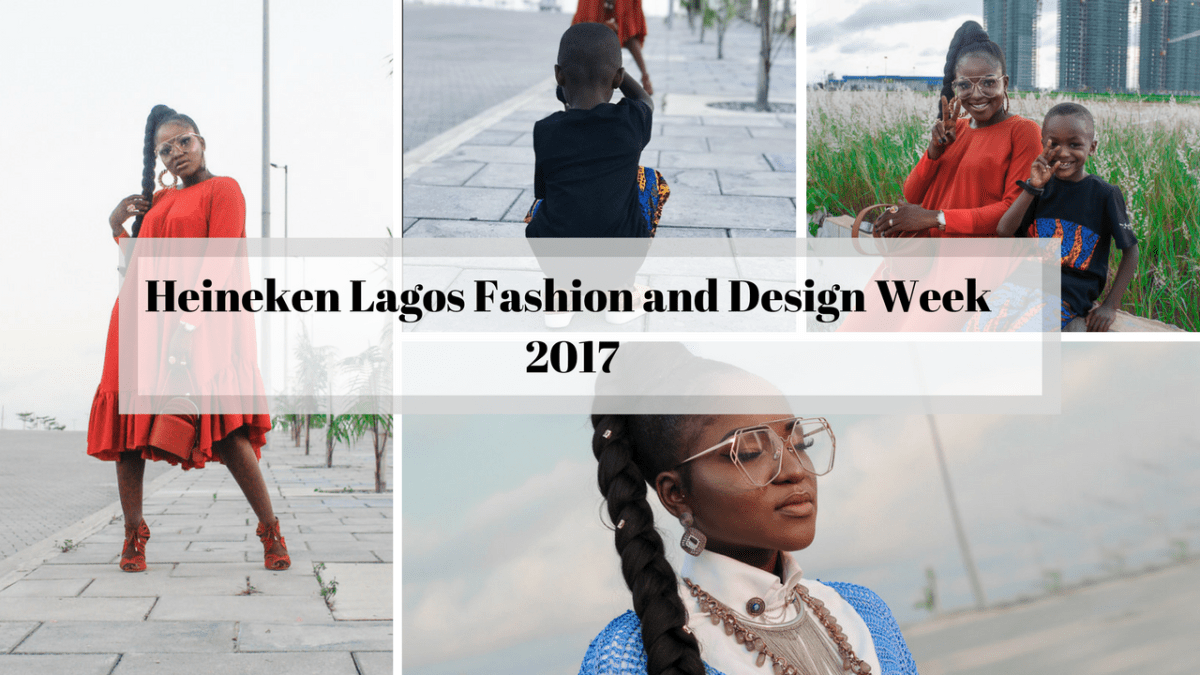 What I wore: Heineken Lagos Fashion and design week