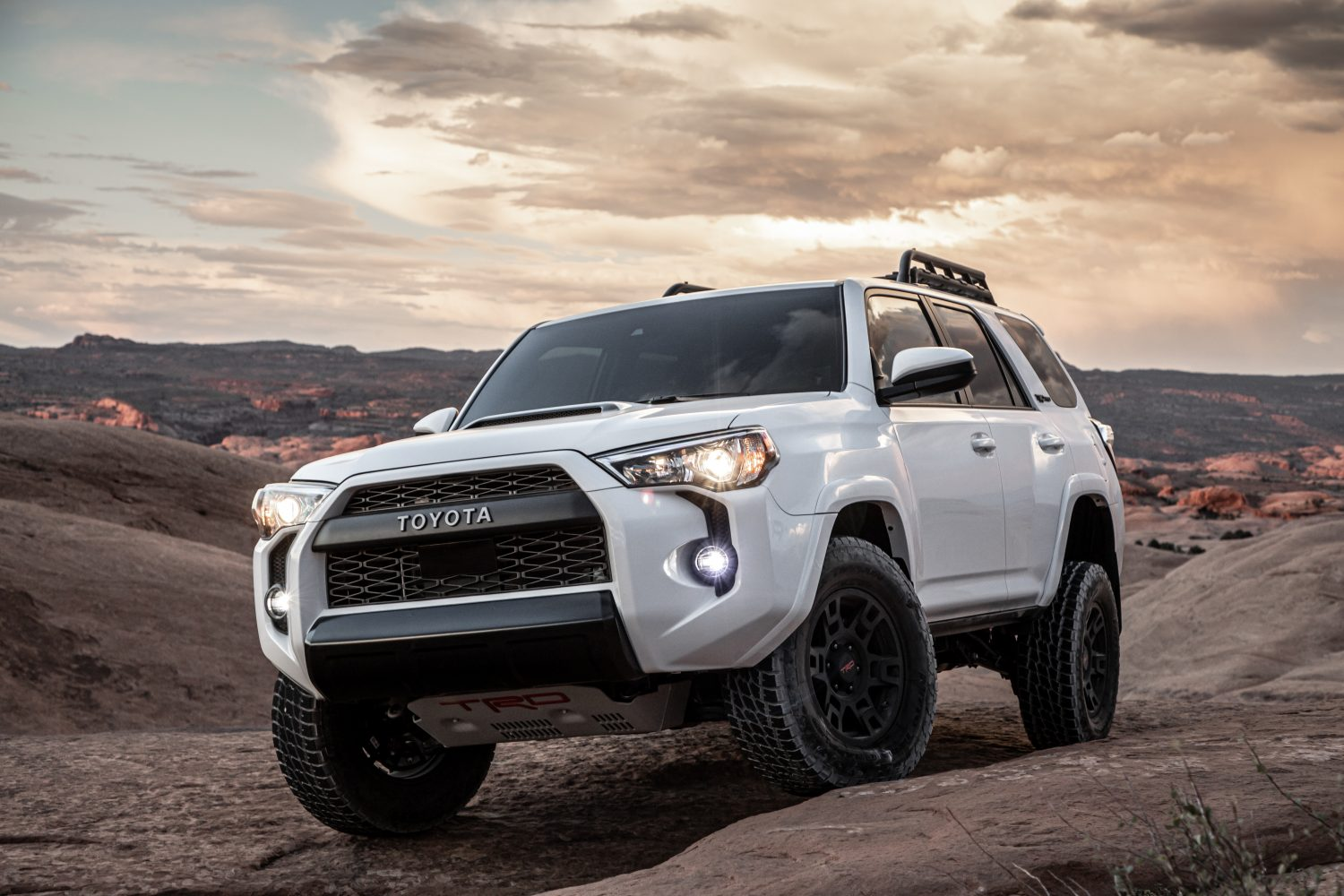 toyota 4runner gains new safety and