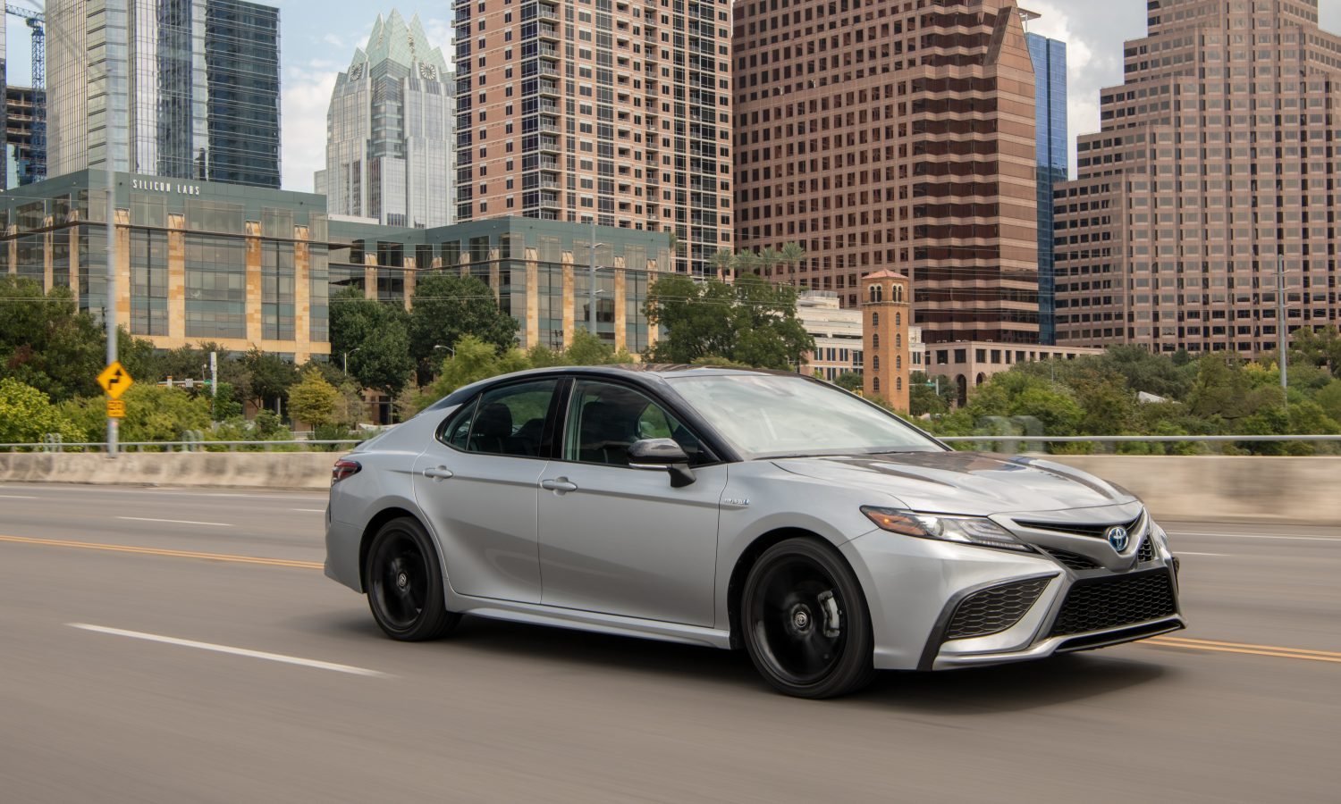 the 2021 toyota camry adds