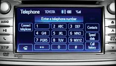 2102 Toyota Hilux Vigo comes with Bluetooth