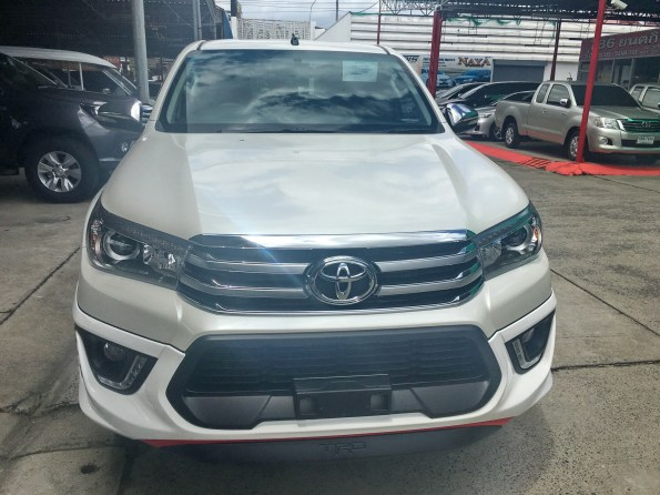 2018 2019 Toyota Hilux Revo Vigo Major Change Model
