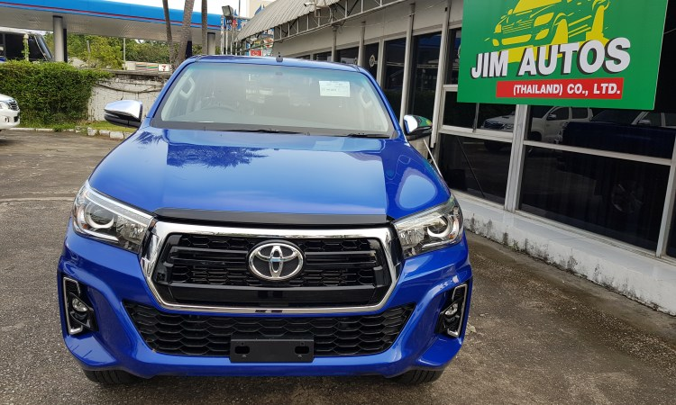 Toyota Hilux Toyota Pickup our biggest export to country