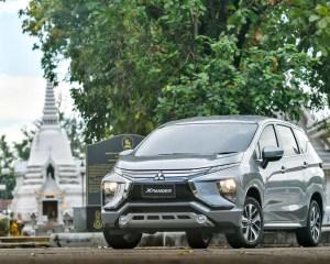 Mitsubishi Xpander mini SUV Thailand on sale