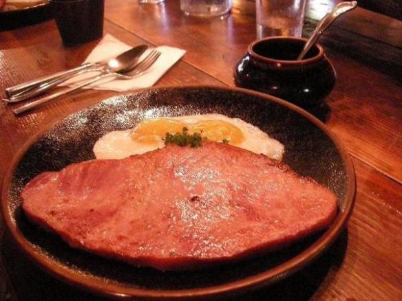 Bacon egg Curry-1
