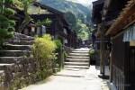 今年初のツーリングは中山道「妻籠宿」へ【長野県・南木曽】