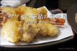 蕎麦茶屋「まきぼう」で食べた絶品のゲソ天【岐阜県美濃市】