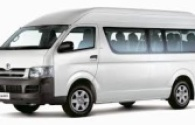 Toyota Hiace Pekanbaru