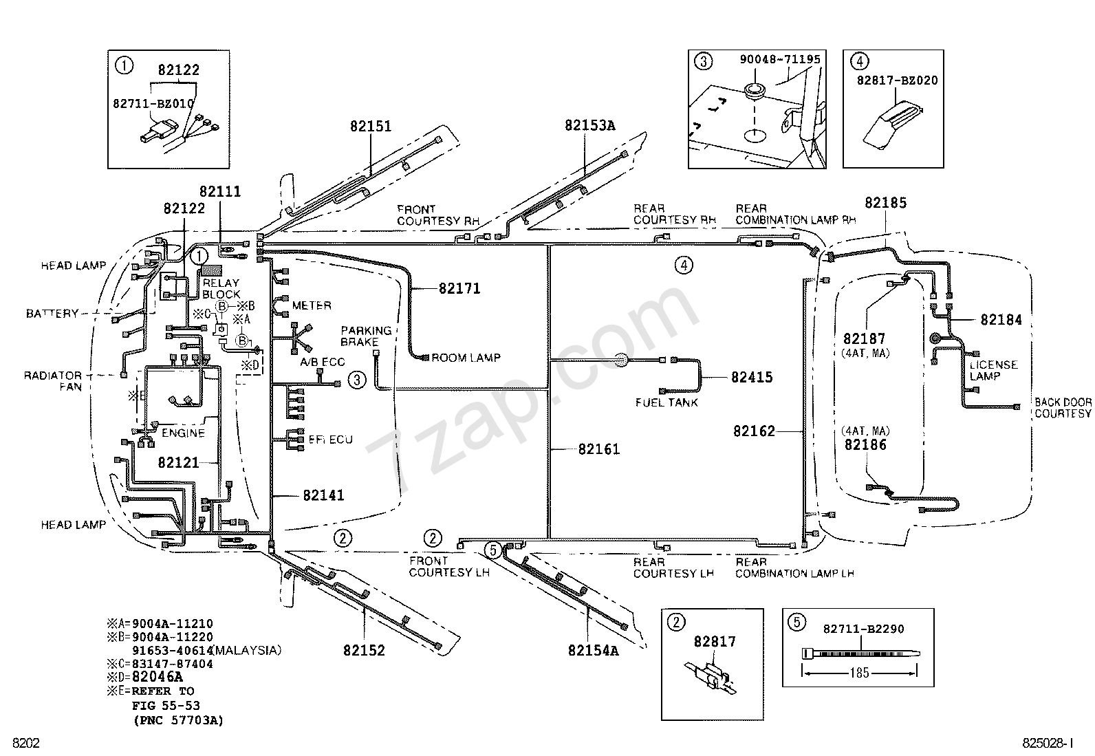 Daihatsu Hijet Engine Wiring Diagram