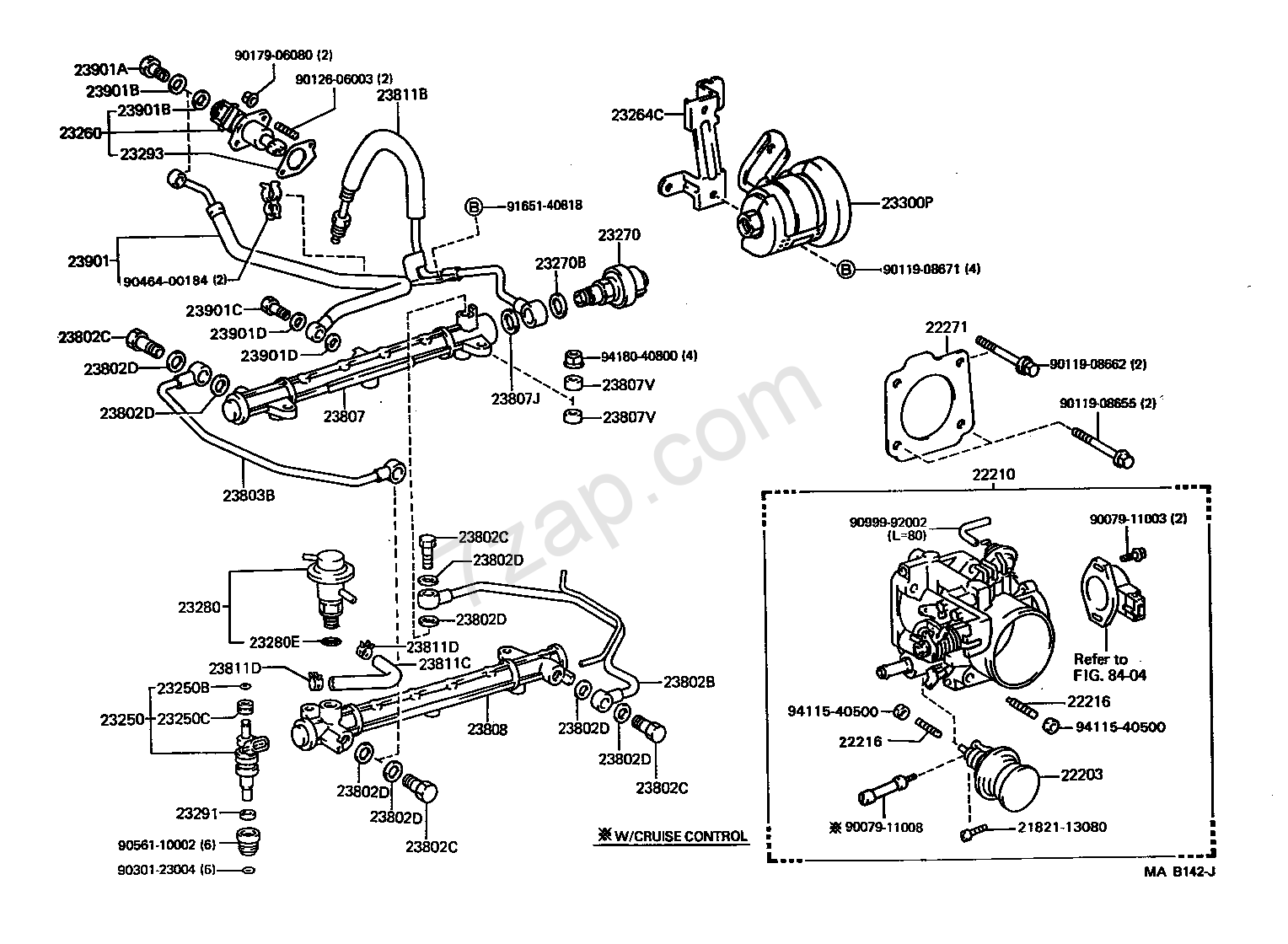 Diagram 96 Toyota T100 Engine Diagram Full Version Hd