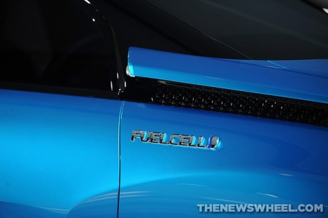 Toyota fuel-cell technology