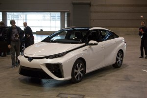 Toyota Lead Automotive Innovation - Toyota Mirai