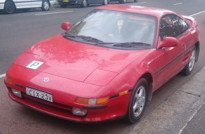 Matt Krause's Favorite Car - 1989 Toyota MR2
