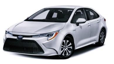 New 2022 Toyota Corolla Hybrid USA Rumors