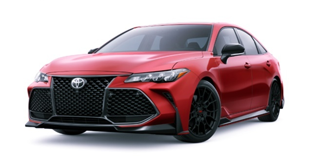 2022 Toyota Avalon AWD Redesign, Release Date