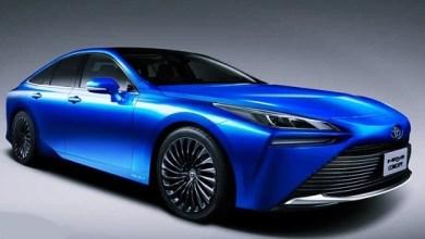 2022 Toyota Mirai Toyota Hydrogen FCEV Technology