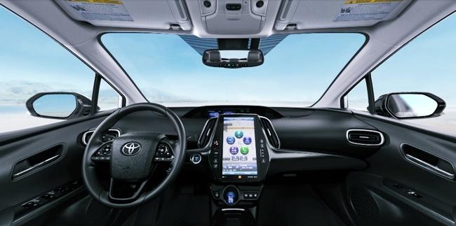 2022 Toyota Prius Prime Interior