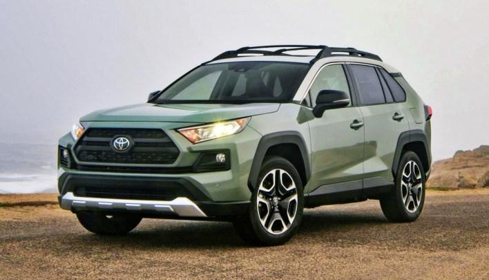 2022 Toyota RAV4 Adventure Exterior