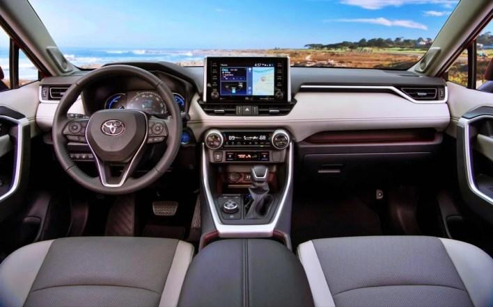 2022 Toyota RAV4 Adventure Interior