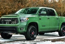 New 2022 Toyota Tundra TRD Pro Colors, Pricing