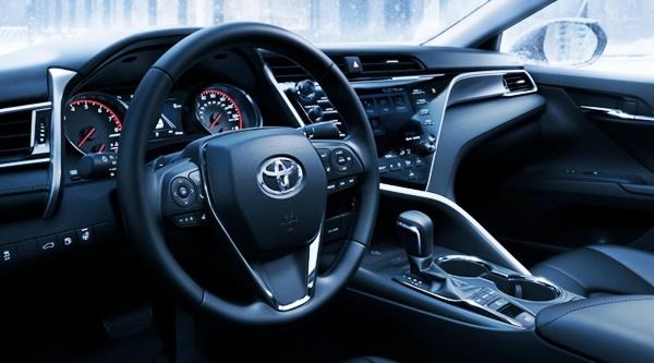 2022 Toyota Camry Hybrid Interior