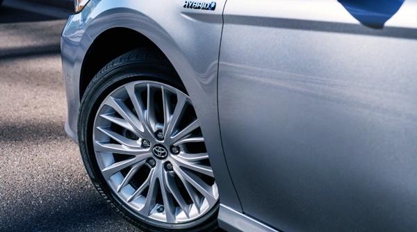 New 2022 Toyota Camry Hybrid Interior Exterior