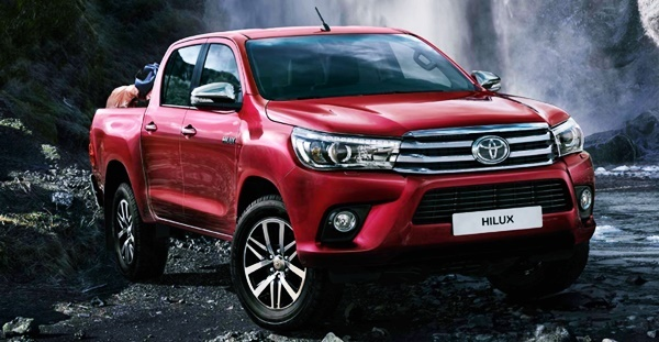New 2022 Toyota Hilux Model, Release Date