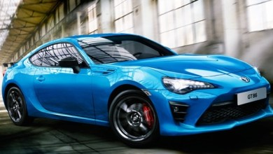 Next-Gen 2022 Toyota GT86 Redesign