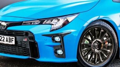 2023 Toyota Corolla GR Exterior