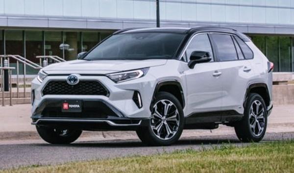 New 2023 Toyota RAV4 Hybrid Redesign