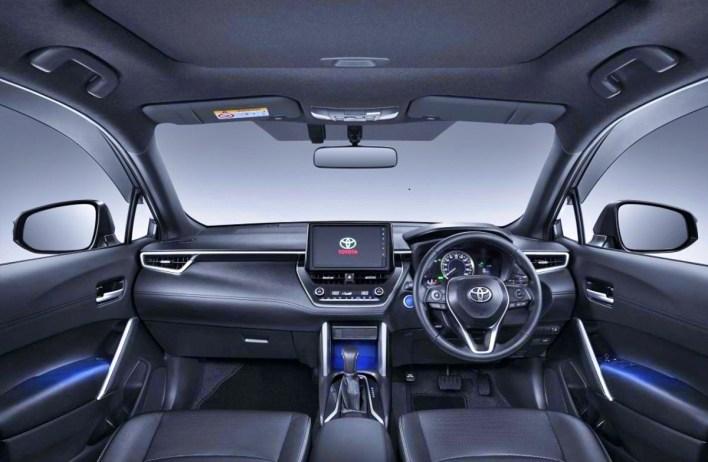 2023 Toyota Corolla Cross Interior