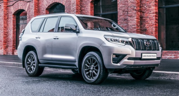 2023 Toyota Land Cruiser Prado