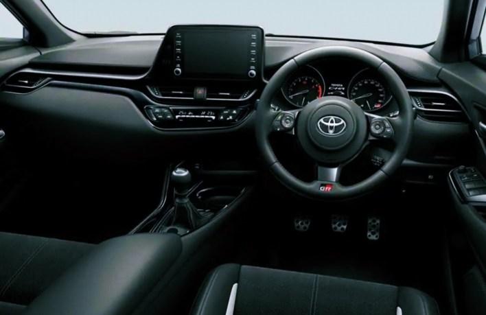 2023 Toyota C-HR GR-Sport Interior
