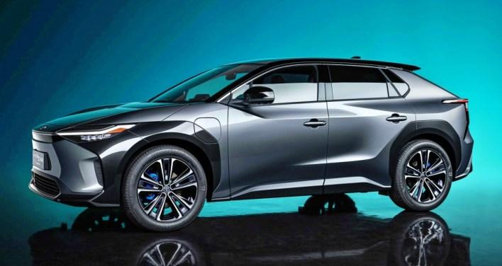 2023 Toyota bZ4X